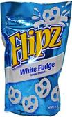 Flipz White Fudge Covered Pretzels -5oz