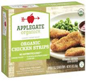 Applegate Organics - Organic Chicken Strips -8oz