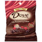 Dove Sugar Free Raspberry Crème Chocolate -8.5 oz