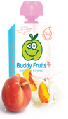 Pure Blended Fruit - Peach -3.2oz