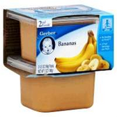 Gerber Baby 2nd Food - Banana