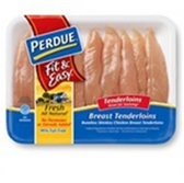 Chicken Breast Trimmed & Ready Thin Sliced -2lb