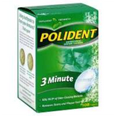 Polident Denture Cleanser Tablets - 108 Count