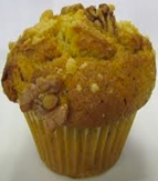 Pistachio Flavor Jumbo Muffins -3ct