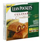 Lean Pockets Cuilinary Creations Chipotle Chicken -9oz