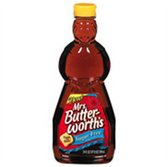 Mrs. Butterworth's Sugar Free Syrup -36 oz 1