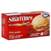 Smart Ones Frozen Mini Cheeseburger -4.9 oz