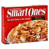 Weight Watchers Smart Ones Frozen Thai Style Chicken w/ Rice