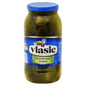 Vlasic Kosher Dill Wholes -32 oz