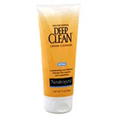 Neutrogena Deep Clean Cleanser Cream - 7 Oz