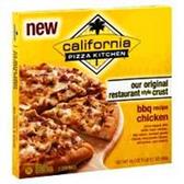 California Pizza Kitchen Restaurant Style Crust Bbq Chi-12.8oz