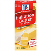 McCormick Specialty Extracts Imitation Butter Flavor