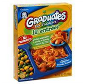 Gerber Graduates Lil Entrees Garden Vegetables and Pasta Sauce