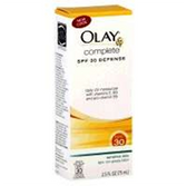 Olay Complete Spf 30 Defense Normal Skin Daily Moisture Lotion