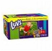 Luvs Premium Stretch Diapers Size 4 - 31 pk