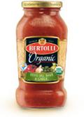 Bertolli Organic Olive Oil, Basil & Garlic - 24 oz