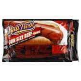 Ball Park Beef Franks Bun Length -16oz
