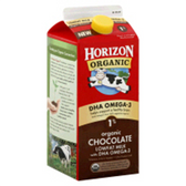 Horizon Chocolate Milk - 0.5 gal
