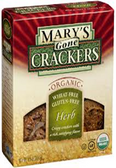 Mary Gone Crackers - Herb Crackers -6.5oz