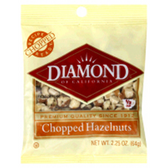 Diamond Chopped Hazelnuts - 2.25 oz