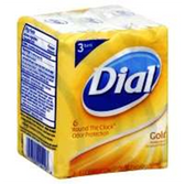 Dial Gold Bath Bar Soap - 3-4.5 Oz