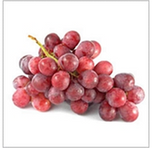Red Seedless Grapes - 3 lb