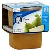 Gerber Baby 2nd Food - Pear