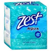 Zest Aqua Pure Bar Soap - 3-4 Oz