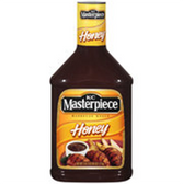 KC Masterpiece Honey BBQ Sauce -16 oz
