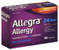 Allegra 24 Hour Prescription Strength Fexofenadine 180mg -45ct
