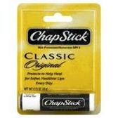 Chapstick Original Lip Balm - .15 Oz