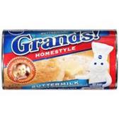 Pillsbury Buttermilk Homestyle Grands - 16 oz