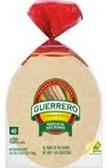 Guerrero - White Corn Tortilla -24ct