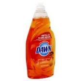 Dawn Hand Soap Ultra Concentrated Antibacterial OrangeScent-24oz