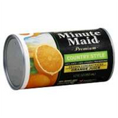Minute Maid Country Style Orange Juice -12 oz