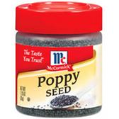 McCormick Poppy Seed -1.25 oz