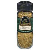 McCormick Gourmet Herbs Rosemary Crushed -1 oz