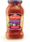 Bertolli Vineyard Marinara - 24 oz