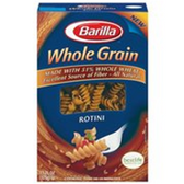 Barilla Whole Grain Rotini Pasta - 13.25 oz