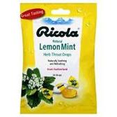 Ricola Honey Lemon Echinacea Drops - 24 Count