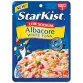 Starkist Packet - Albacore White Tuna in Water -6.4 oz