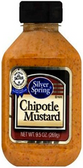Silver Spring - Chipotle Mustard -9.5oz