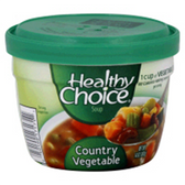 Healthy Choice-Soup Bowl (Microwavable)-Country Vegetable-15.3oz