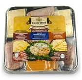 Castlewood Meat & Cheese Tray - 3.65 lbs