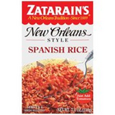 Zatarain's New Orleans Style Spanish Rice -7.4 oz
