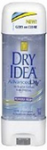 Dry Idea Gel Deodorant - Unscented Deodorant - ea