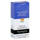 Neutrogena Ageless Intensives Deep Wrinkle Moistue Spf 20 1.4oz