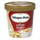Haagen Dazs Desserts Extraordinaire Creme Brule Ice Cream - 14oz