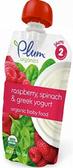 Plum Organics - Raspberry, Spinach, & Greek Yogurt -4oz