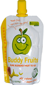 Pure Blended Fruit - Apple & Multifruit -3.2oz 1